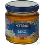 Honey Chumak acacia 240g glass jar Ukraine