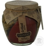 Vegetables Taverna canned 580g glass jar