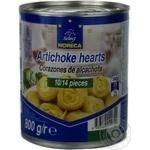 Vegetables artichoke Horeca select whole 850ml can Spain