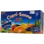 Напій соковмісний Capri-sonne Мультивітамінний 0,2л