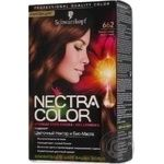 Фарба для волосся Nectra Color 662 Карамельний каштановий
