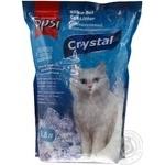 Наповнювач силікагелевий гігієнічний Topsi Crystal 3,8л