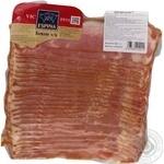 Bacon Espina pork smoked-boiled 500g