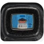 Rusalochka proteinic black caviar 100g