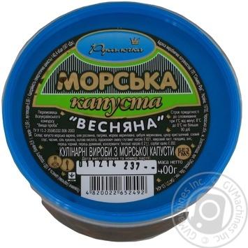 Морская капуста Русалочка Весенняя 400г - купить, цены на МегаМаркет - фото 2