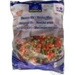 Смесь овощная Horeca Select Мексиканская замороженная 2,5кг