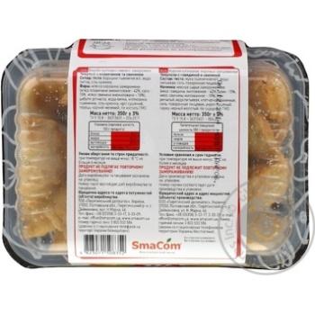 Чевупели SmaCom с мясом говядины и свинины 350г - купить, цены на Ашан - фото 4