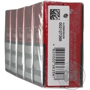 Сигареты West Bold Red Compact - купить, цены на Восторг - фото 4