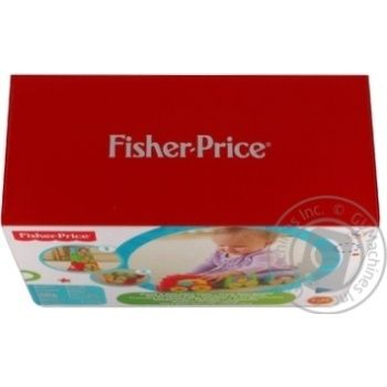Іграшка Веселий паровозик  Fisher-Price 3 в 1 CBP38