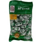 Caramels Fine food mint 250g Ukraine