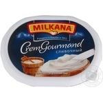 Сир-крем Мілкана Крем Гурме вершково-творожний 60% 150г Польща