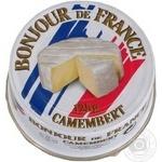 Сир Бонжур Де Франс Камамбер 50% 125г