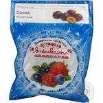Fruit plum Vushivanka frozen 400g