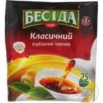 Tea Beseda black 25pcs 30g