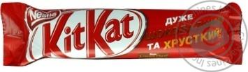 Скидка на Вафли Nestle Kit-Kat в молочном шоколаде 40г