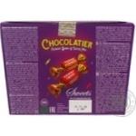 Конфеты Chocolatier ассорти с фруктово-йогуртовой начинкой и начинкой тоффи 180г - купить, цены на Novus - фото 2