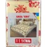 Комплект постельного белья Бязь Элит Цветы 5 предметов 100% хлопок