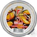 Seafood mussles Flagman pickled 200g