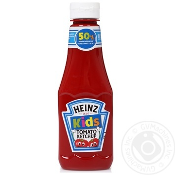 Кетчуп Heinz Томатный Детский 330г - купить, цены на Novus - фото 1