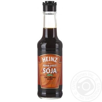 Соус Heinz Asian соевый 150мл - купить, цены на Novus - фото 1