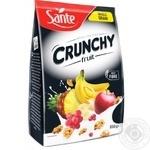 Sante Fruit Cranchy 350g