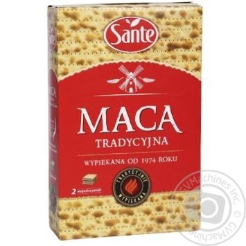 Маца Sante традиционная 180г - купить, цены на МегаМаркет - фото 1