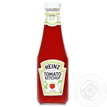Кетчуп Heinz Томатный 300мл - купить, цены на Novus - фото 1