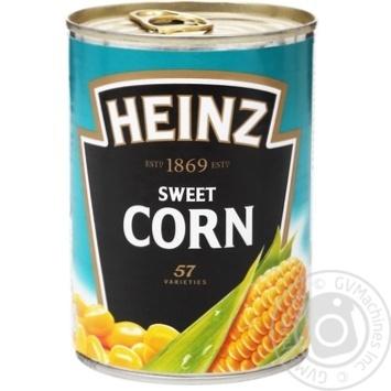 Кукуруза сахарная Heinz 400г