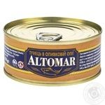 Altomar Tuna in Olive Oil 160g