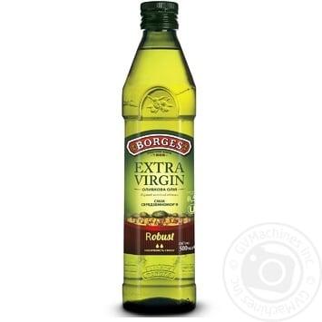 Масло оливковое Borges Extra Virgin Robust 0,5л - купить, цены на Таврия В - фото 1