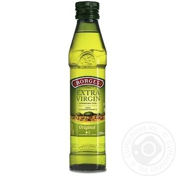 Масло Боргес оливковое экстра вирджин 250мл - купить, цены на Таврия В - фото 1