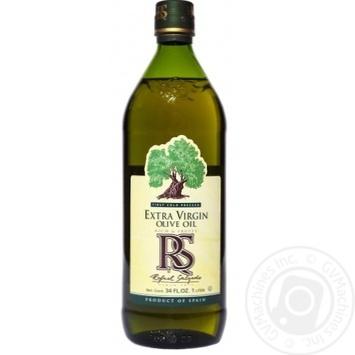 Масло Рафаэль Салгадо оливковое экстра вирджин первого холодного отжима 1000мл - купить, цены на Novus - фото 1