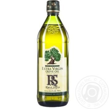 Масло оливковое Rafael Salgado Extra Virgin 750мл