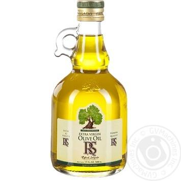 Oil Rafael salgado olive extra virgin 500ml glass bottle - buy, prices for Novus - image 1
