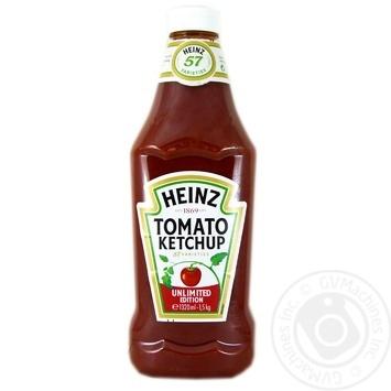 Кетчуп Heinz томатный 1320мл