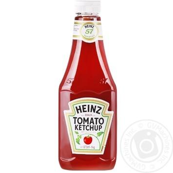Ketchup Heinz tomato 875ml - buy, prices for Novus - image 1