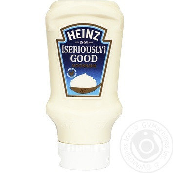 Heinz mayonnaise 70% 400ml - buy, prices for Novus - image 1