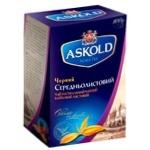 Askold Medium Leaf Black Tea 100g - buy, prices for Auchan - photo 1