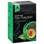 Чай зеленый Askold байховый листовой 90г