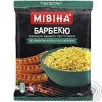 Вермишель МИВИНА® Барбекю со вкусом Колбасок 59,2г - купить, цены на Таврия В - фото 1
