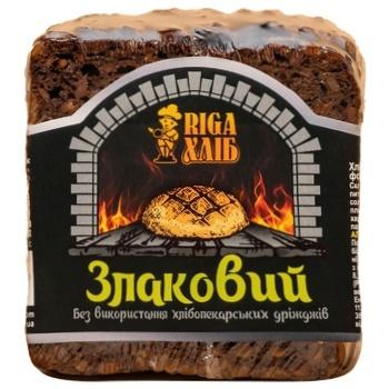 Хлеб Riga Злаковый 200г - купить, цены на СитиМаркет - фото 1