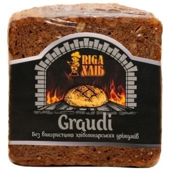 Хліб тостовий RIGA Graudi 300г - купити, ціни на CітіМаркет - фото 1