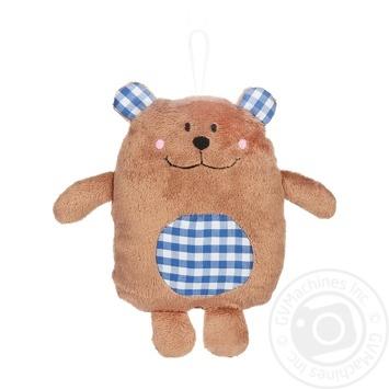 Игрушка мягкая Pink Elephant Pink Family Mini Медвежонок 17см
