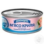Akvamaryn canned meat krill 100g - buy, prices for Novus - image 8