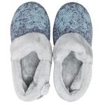 Тапки женские утепленные мехом р.37-41Т-04 - купить, цены на Фуршет - фото 3