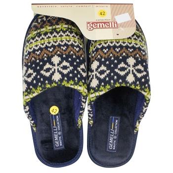 Обувь домашняя Gemelli мужская Север 5 в ассортименте