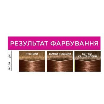 Краска-уход для волос L'Oreal Paris Casting Creme Gloss 635 Шоколадное пралине без аммиака - купить, цены на Ашан - фото 5