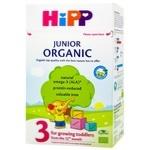 Сухая молочная смесь HiPP Junior Organic 3 500г
