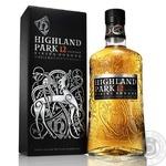 Виски Highland Park 12лет 40% 0,7л
