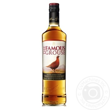 The Famous Grouse Whiskey 700ml - buy, prices for Furshet - image 1